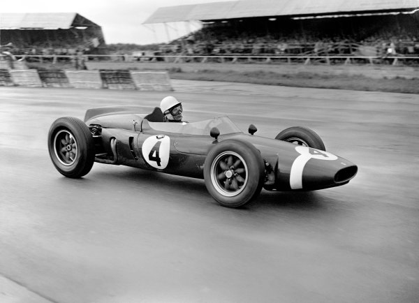Silverstone, England. 6th May 1961.