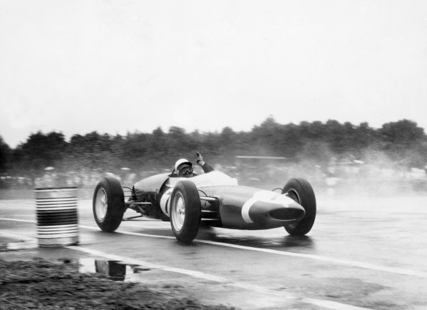 Ardmore, New Zealand. 6th January 1962.