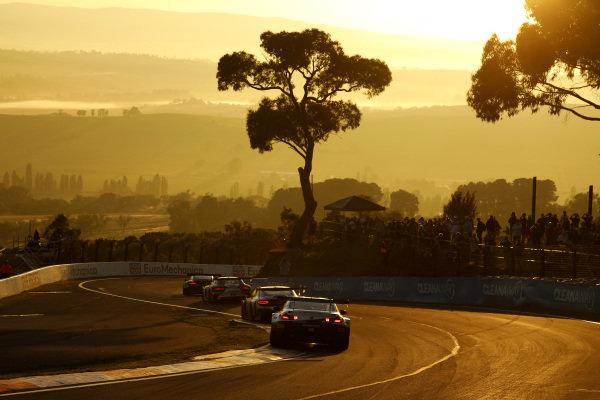 Mount Panorama Motor Racing Circuit, Bathurst, New South Wales, Australia.