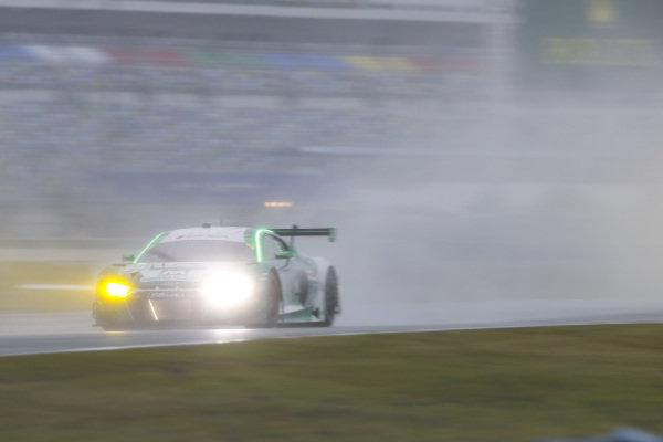 #29 Montaplast by Land Motorsport Audi R8 LMS GT3, GTD: Daniel Morad, Christopher Mies, Dries Vanthoor