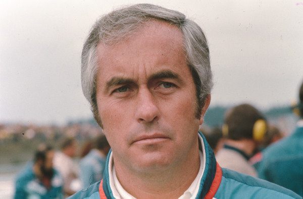 1976 German Grand Prix.Nurburgring, Germany.30/7-1/8 1976.Team Penske boss Roger Penske.Ref-P22A 01.World Copyright - LAT Photographic
