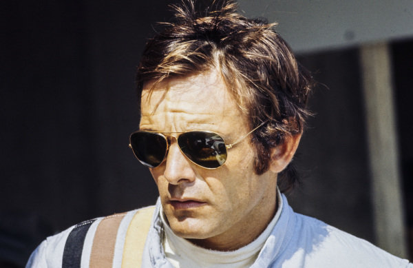 Peter Revson.