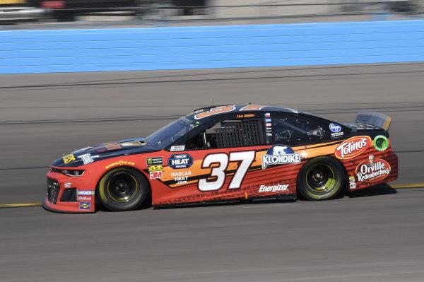 #37: Chris Buescher, JTG Daugherty Racing, Chevrolet Camaro Kroger Flavor Fill Up