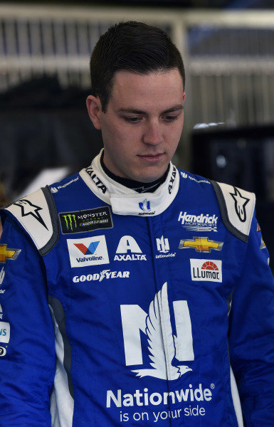 #88: Alex Bowman, Hendrick Motorsports, Chevrolet Camaro Nationwide Pet Insurance