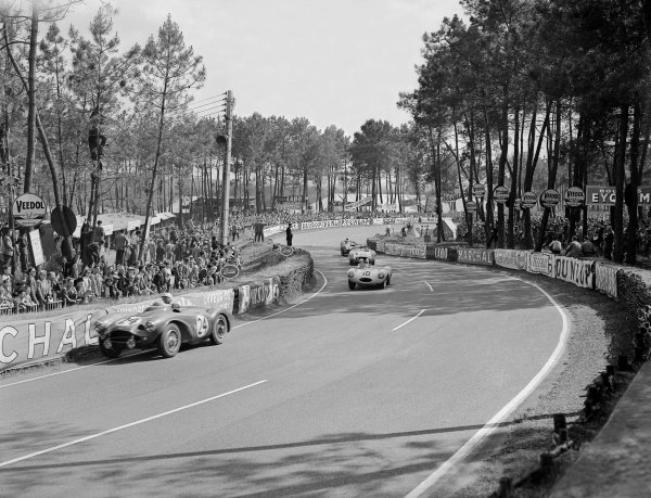 1955 Le Mans 24 hours.