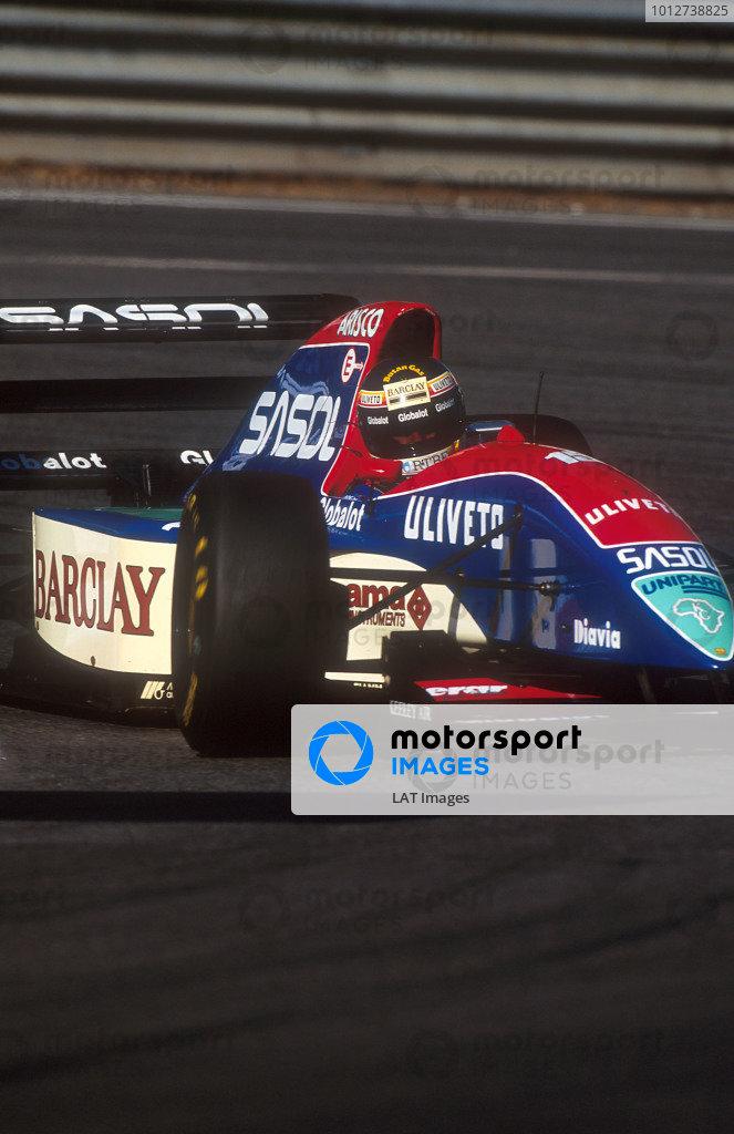 1993 Belgian Grand Prix.