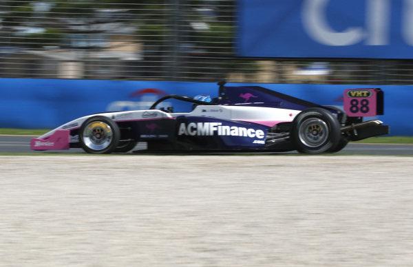 Jordan Michels (NZ) Australian Racing Enterprise