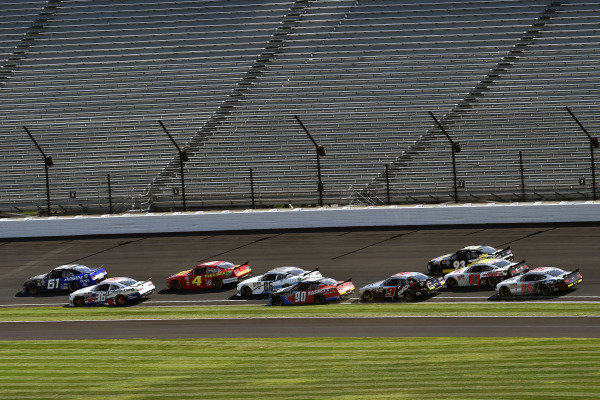 #61: Austin Hill, Motorsports Business Management, Toyota Supra Aisin Group