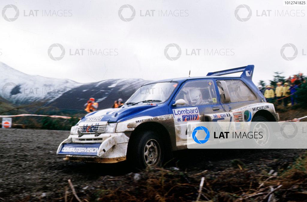 1986 RAC Rally