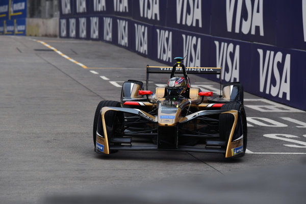 2017/2018 FIA Formula E Championship. Round 1 - Hong Kong, China. Saturday 02 December 2018. Jean Eric Vergne (FRA), TECHEETAH, Renault Z.E. 17. Photo: Mark Sutton/LAT/Formula E ref: Digital Image DSC_8369