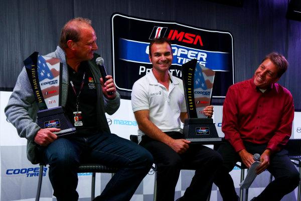 30 September - 2 October, 2015, Braselton, Georgia USA IMSA Cooper Tire Prototype Lites L2 Champions ?2015, Jake Galstad LAT Photo USA