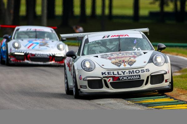 21-23 August 2015, Alton, Virginia USA 21, Jesse Lazare, Platinum, 2014 Porsche ?2015, Jake Galstad LAT Photo USA