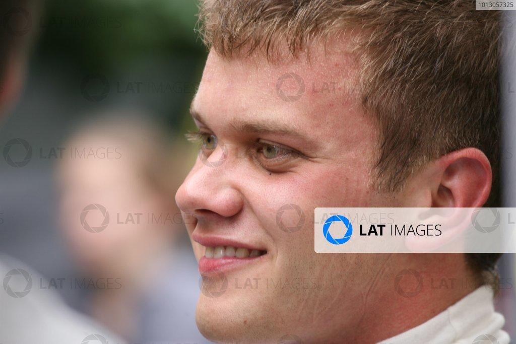 2007 British Formula Three Championship.Bucharest, Romania. 18th - 20th May 2007.Marko Asmer (EST) HiTech Racing Dallara Merecedes,World Copyright: Jakob Ebrey/LAT Photographic.Ref: Digital Image Only.
