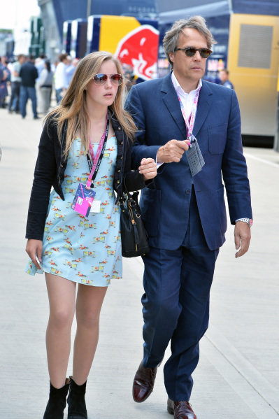 Lord March.Formula One World Championship, Rd8, British Grand Prix, Race Day, Silverstone, England, Sunday 30 June 2013.