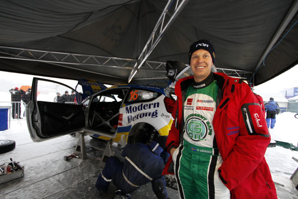 Round 01-Rally Sweden. 10th-13th February 2011.PG Andersson, Ford WRC, PortraitWorldwide Copyright: McKlein/LAT