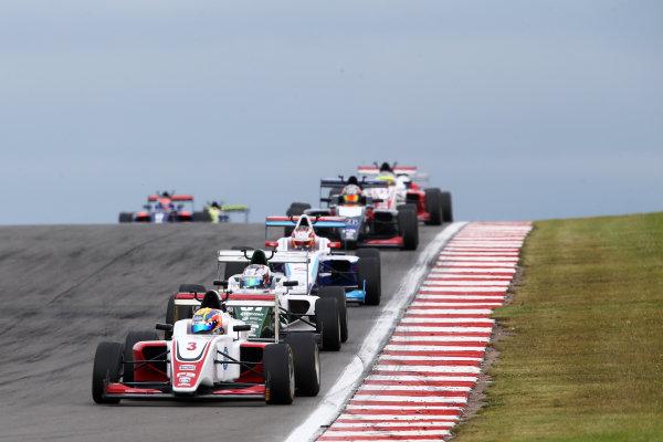 Johnathan Hoggard (GBR) Fortec Motorsports BRDC F3