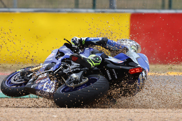 Federico Caricasulo, GMT94 Yamaha .