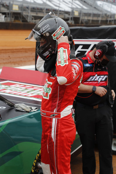 #17: Kevin Harvick, Team DGR, Ford F-150 Hunt Brothers Pizza
