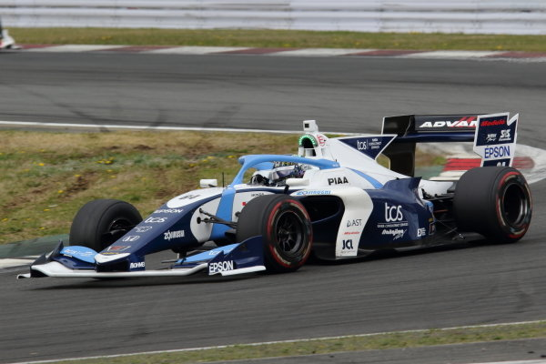 Toshiki Oyu ( #64 TCS NAKAJIMA RACING, Dallara SF 19 Honda), 2nd position