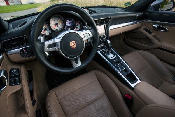 Porsche 911 991 Targa 4S, 2014