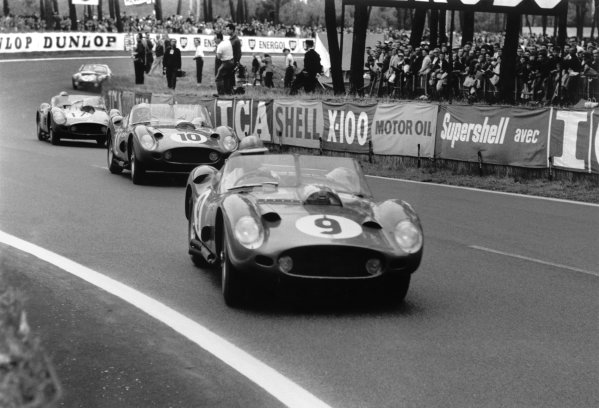 Le Mans, France. 25-26 June 1960.