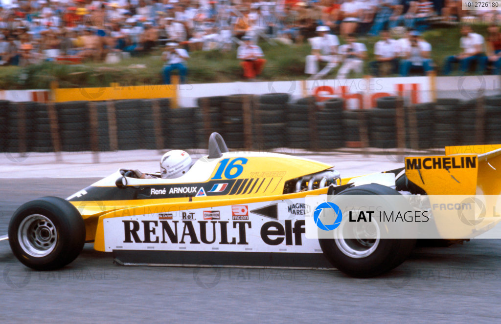 1980 South African Grand Prix.