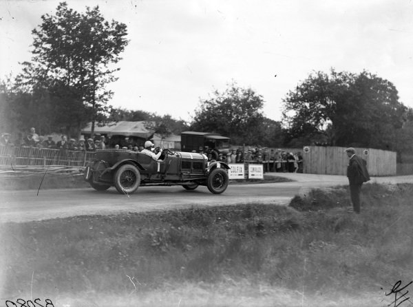 Woolf Barnato / Henry Birkin, Bentley Motors Ltd., Bentley Speed Six.