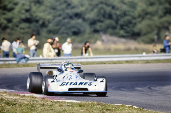 Jacques Laffite, Chevron B35 BMW.