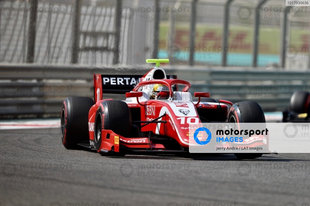Sean Gelael (IDN,PREMA RACING)