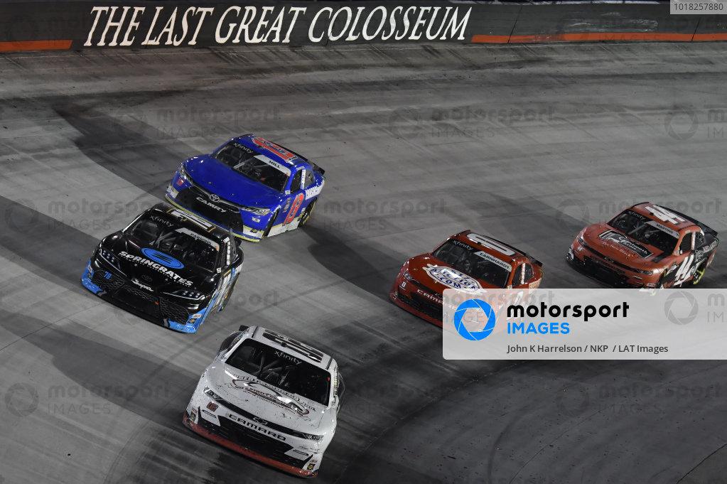 #02: Brett Moffitt, Our Motorsports, Chevrolet Camaro Robert B Our Inc Co, #78: Stefan Parsons, B.J. McLeod Motorsports, Toyota Supra Springrates