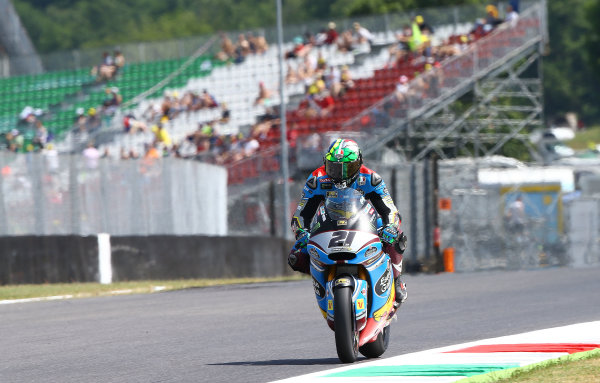 2017 Moto2 Championship - Round 6 Mugello, Italy Friday 2 June 2017 Franco Morbidelli, Marc VDS World Copyright: Gold & Goose Photography/LAT Images ref: Digital Image 673563