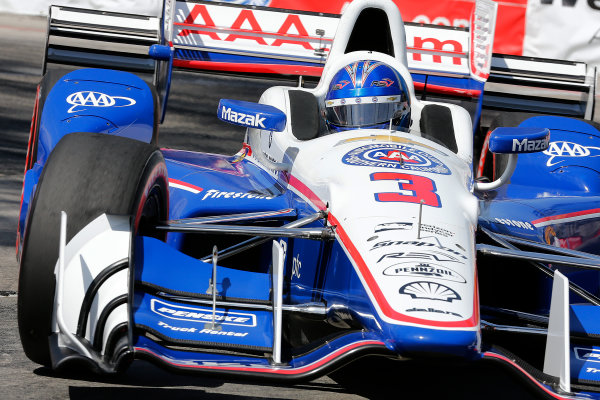 2017 Verizon IndyCar Series Toyota Grand Prix of Long Beach Streets of Long Beach, CA USA Friday 7 April 2017 Helio Castroneves World Copyright: Perry Nelson/LAT Images ref: Digital Image nelson_lb_0409_0751