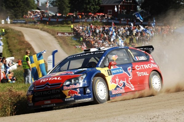 FIA World Rally Championship, Rd 9.