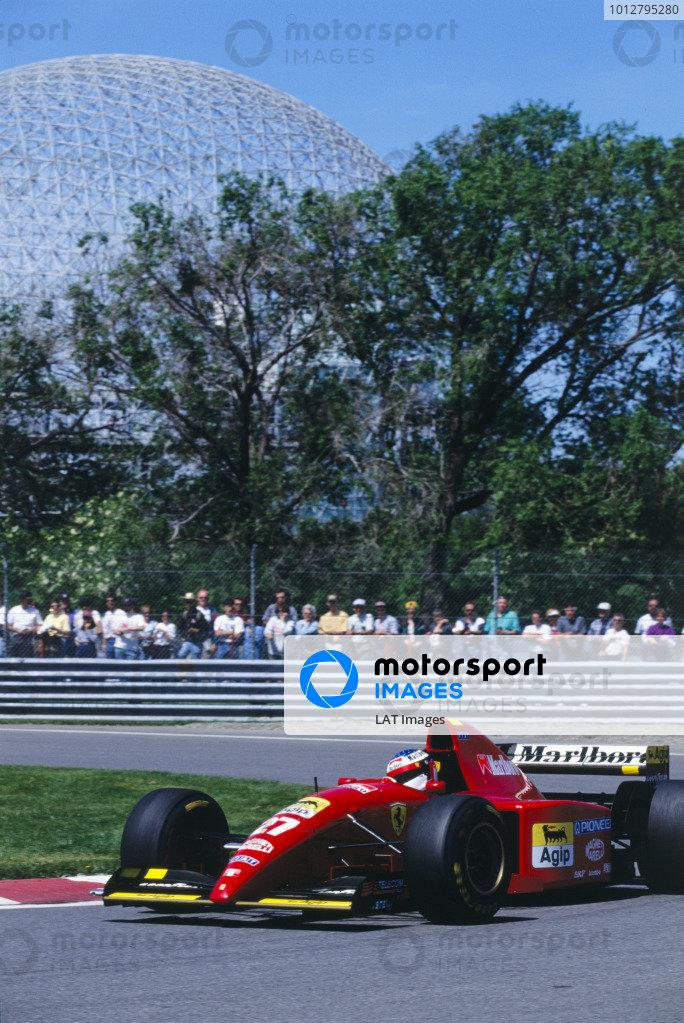 1995 Canadian Grand Prix
