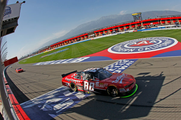 20-21 March, 2015, Fontana, California USA Kevin Harvick ©2015, Matthew T. Thacker LAT Photo USA