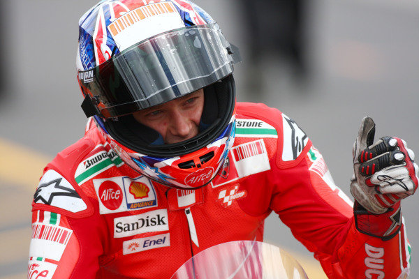 Donington Park, England. 20th-22nd June 2008. 