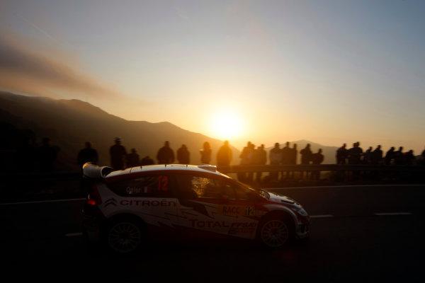 Round 11Rally Catalunya 01-04 October 2009Sebastien Ogier, WRC, Citroen, ActionWorldwide Copyright: McKlein/LAT