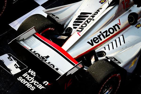 Will Power, Team Penske Chevrolet, Victory Lane