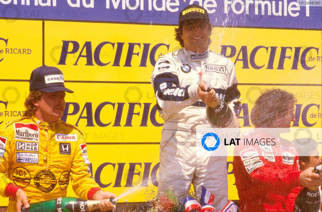 1985 French Grand Prix.
