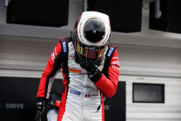 2014 GP2 Series Round 7. Hungaroring, Budapest, Hungary. Sunday 27 July 2014. Stoffel Vandoorne (BEL, ART Grand Prix)  Photo: Sam Bloxham/GP2 Series Media Service. ref: Digital Image _W2Q1514