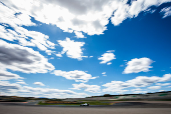 2016 GP3 Series Testing. Circuit Ricardo Tormo, Valencia, Spain. Friday 8 April 2016. Ralph Boschung (SUI, Koiranen GP). World Copyright: Zak Mauger/LAT Photographic. ref: Digital Image _79P7994