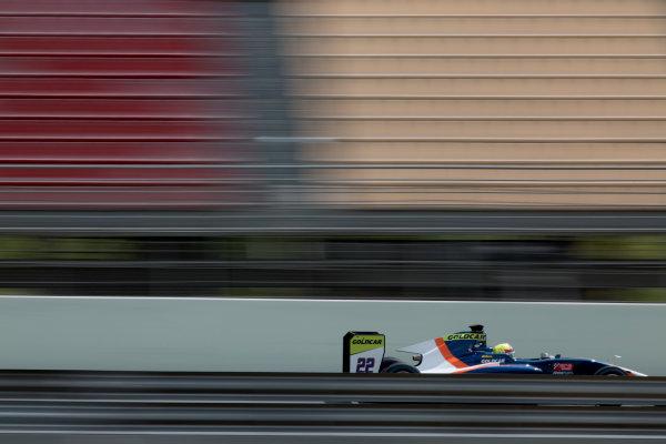 2016 Barcelona Testing. Circuit de Catalunya, Barcelona, Spain. Thursday 21st April. x Palou (ESP, Campos Racing). Action.  World Copyright: Alastair Staley/LAT Photographic. ref: Digital Image 585A7816