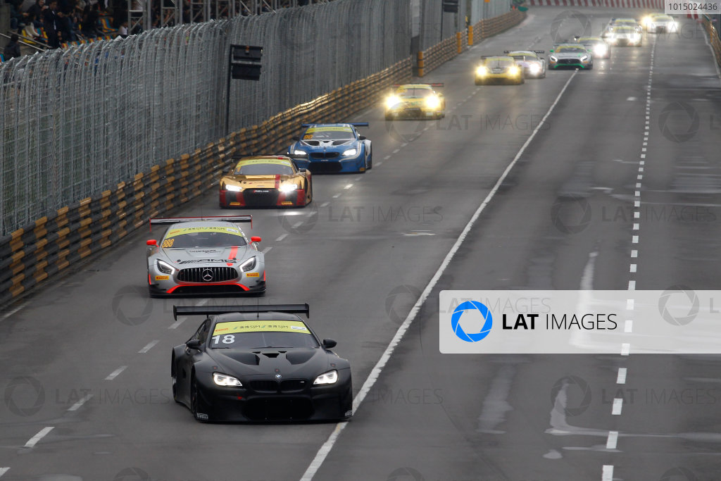 FIA GT World Cup - Macau
