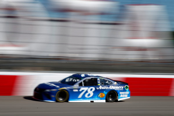 Monster Energy NASCAR Cup Series Federated Auto Parts 400 Richmond Raceway, Richmond, VA USA Friday 8 September 2017 Martin Truex Jr, Furniture Row Racing, Auto-Owners Insurance Toyota Camry World Copyright: Lesley Ann Miller LAT Images