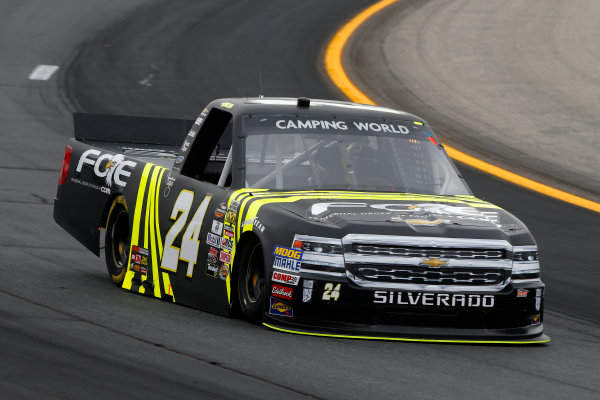 NASCAR Camping World Truck Series UNOH 175  New Hampshire Motor Speedway Loudon, NH USA Friday 22 September 2017 Justin Haley, Fraternal Order of Eagles Chevrolet Silverado World Copyright: Lesley Ann Miller LAT Images