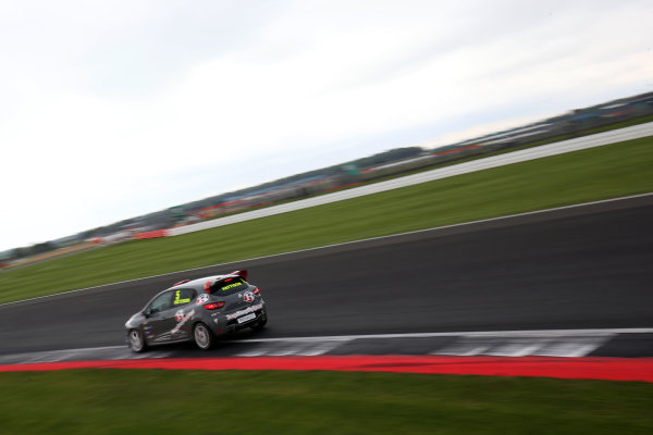 2017 Renault Clio Cup, Silverstone, Northants, UK. 16th-17th September 2017 Lee Pattison (GBR) WDE Motorsport Renault Clio Cup World copyright. JEP/LAT Images