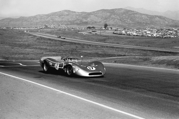Riverside, California, United States (USA). 29 October 1967.