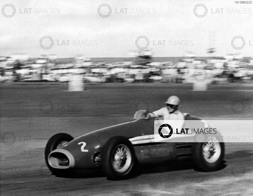 1955 Settlers Handicap Race.