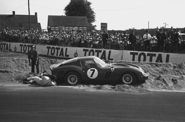 1962 Le Mans 24 hours.