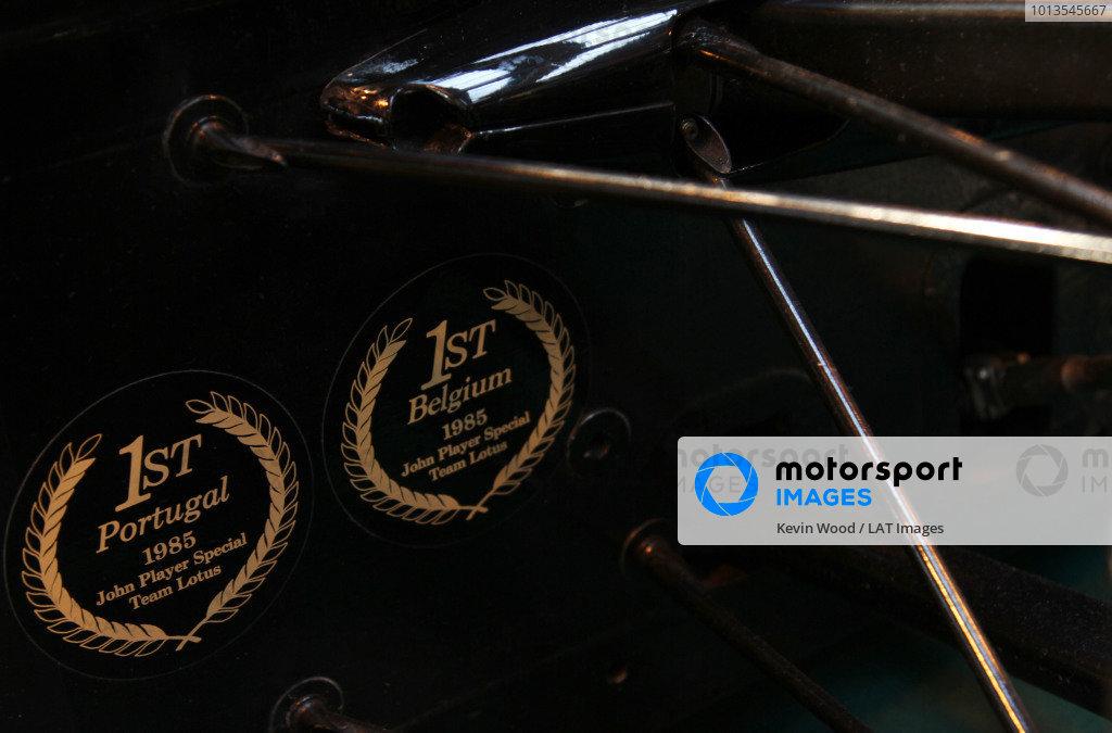 2011 Autosport International Show.